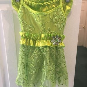 Curtain calls costumes used 1x. Size 8-12